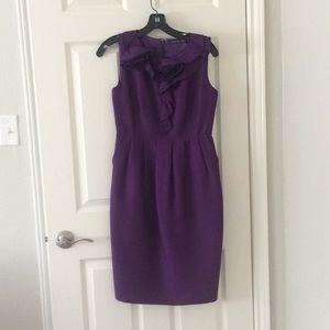 Glamorous purple Magaschoni dress